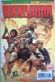World War Hulk Aftersmash Warbound #1 Dynamic Forces Signed Jim Cheung COA Ltd 15 DF